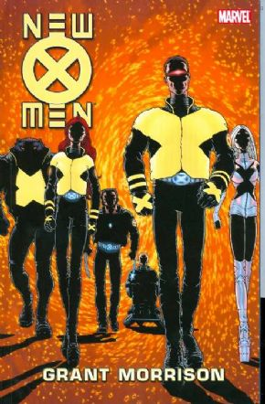 New X-Men Ultimate Collection Marvel Comics Trade Paperback TP